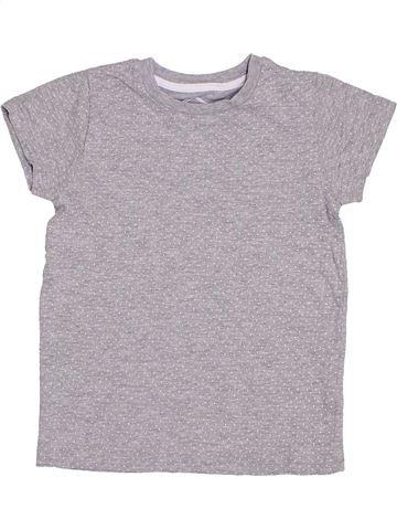 Camiseta de manga corta niño MATALAN gris 5 años verano #1429687_1
