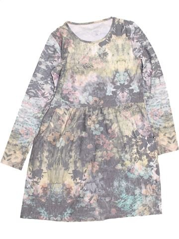 Robe fille NAME IT gris 9 ans hiver #1429765_1