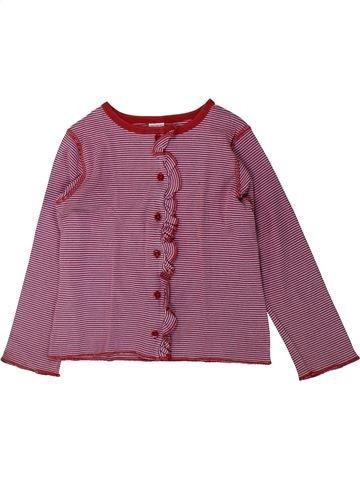 Chaleco niña PETIT BATEAU violeta 6 años verano #1429947_1