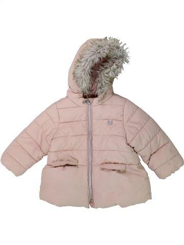 Doudoune fille ZARA beige 12 mois hiver #1430058_1