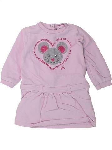 Vestido niña CHICCO rosa 12 meses invierno #1430391_1