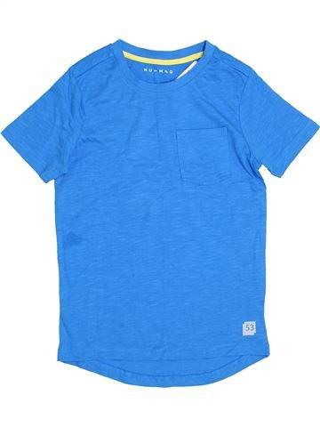 T-shirt manches courtes garçon NUTMEG bleu 9 ans été #1430893_1
