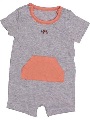 Combinación corta niña MARKS & SPENCER rosa 1 mes verano #1430898_1