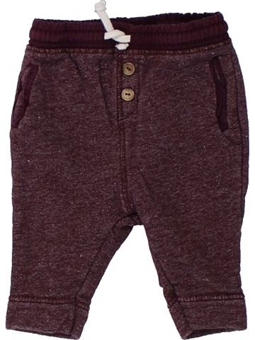 Pantalon garçon ZARA marron 6 mois hiver #1431038_1