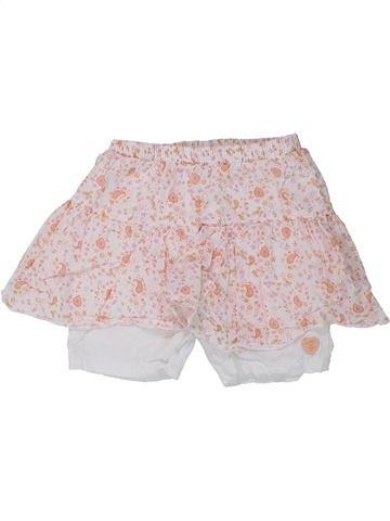 Short-Bermudas niña LES BEBES SONT COMME ÇA rosa 18 meses verano #1431272_1