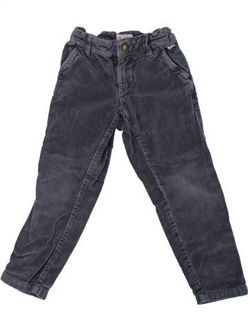 Pantalon fille LISA ROSE gris 4 ans hiver #1431411_1