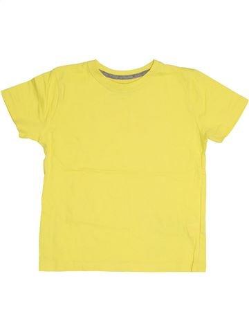 T-shirt manches courtes garçon PRIMARK jaune 6 ans été #1431493_1