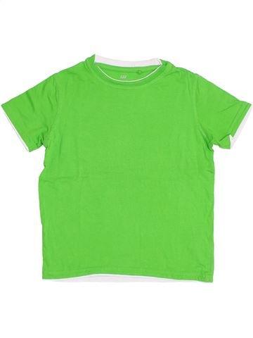 T-shirt manches courtes garçon KIKI & KOKO vert 7 ans été #1431502_1