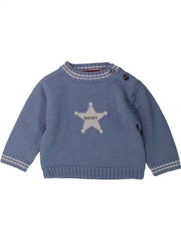 jersey niño NATALYS azul 6 meses invierno #1431656_1