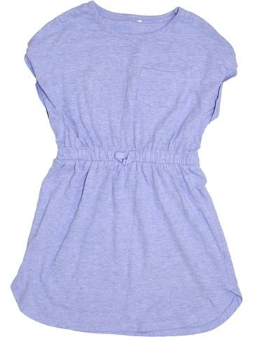 Robe fille GEORGE bleu 7 ans hiver #1431816_1