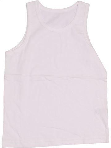 Top - Camiseta de tirantes niño MATALAN blanco 7 años verano #1431973_1