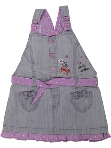 Robe fille GEMO gris 2 ans hiver #1432086_1