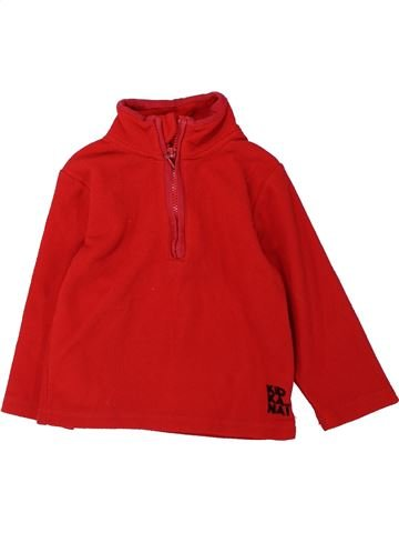 Pull garçon KIABI rouge 3 ans hiver #1432133_1