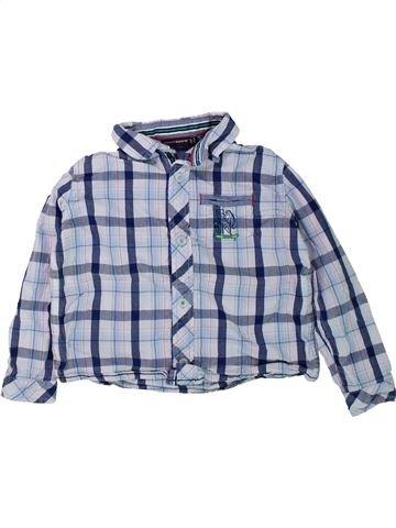 Chemise manches longues garçon SERGENT MAJOR bleu 3 ans hiver #1432204_1