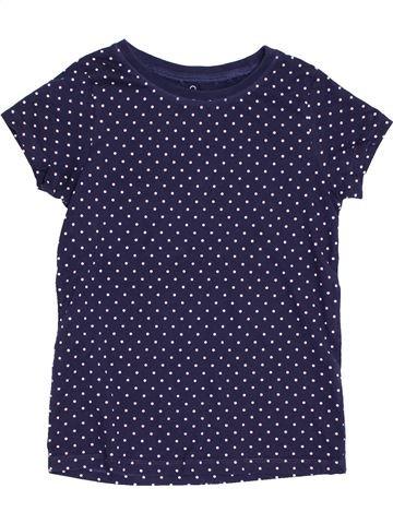 T-shirt manches courtes fille NEXT bleu 7 ans été #1432226_1