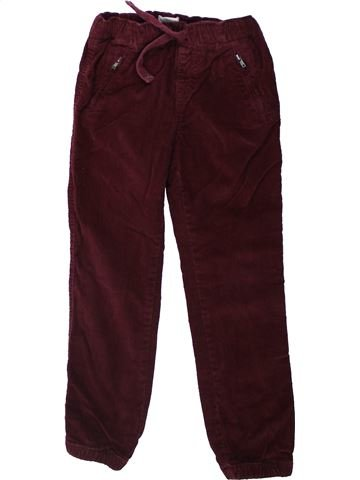 Pantalon garçon VERTBAUDET marron 7 ans hiver #1432361_1