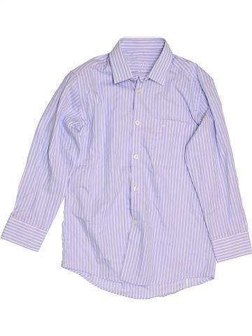 Camisa de manga larga niño 1880 violeta 7 años invierno #1432655_1
