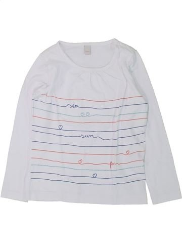 Camiseta de manga larga niña ESPRIT blanco 5 años invierno #1432713_1