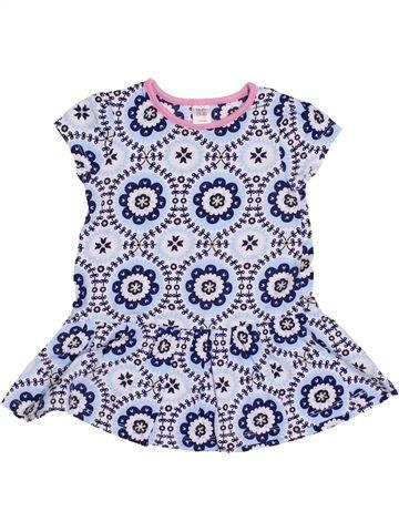 Vestido niña MINI CLUB blanco 18 meses verano #1432836_1
