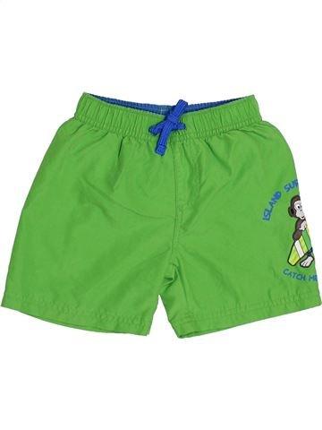 Bañador niño MARKS & SPENCER verde 3 años verano #1432969_1