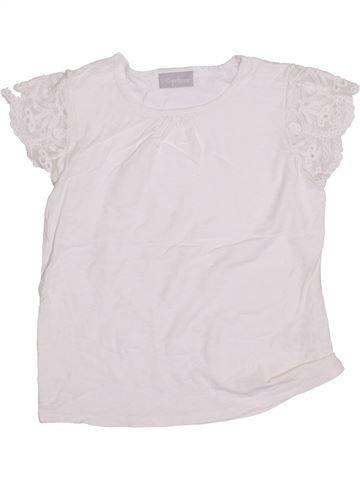 Camiseta de manga corta niña I LOVE GIRLSWEAR blanco 7 años verano #1433053_1