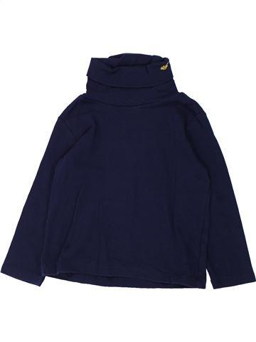 T-shirt col roulé garçon SERGENT MAJOR noir 3 ans hiver #1433068_1