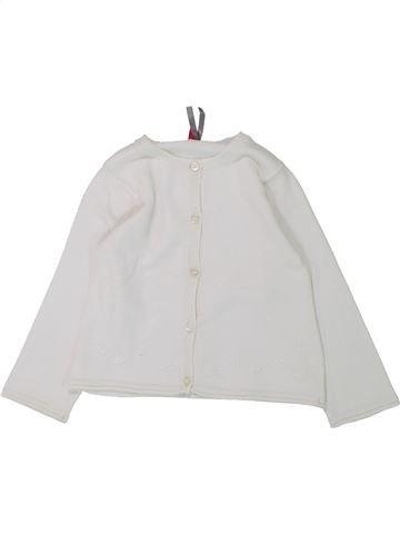 Chaleco niña ORCHESTRA blanco 18 meses invierno #1433083_1