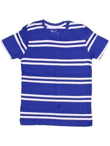 T-shirt manches courtes garçon PRIMARK blanc 8 ans été #1433112_1