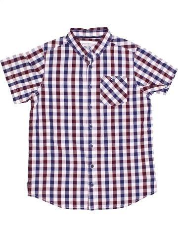 Camisa de manga corta niño MATALAN blanco 12 años verano #1433153_1