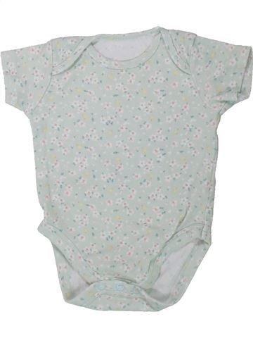 Camiseta de manga corta niña MINI CLUB gris 9 meses verano #1433219_1