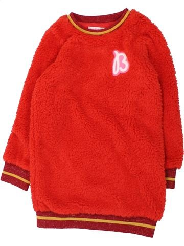 Pull fille BILLIEBLUSH rouge 5 ans hiver #1433245_1
