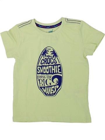 Camiseta de manga corta niño SERGENT MAJOR verde 4 años verano #1433283_1