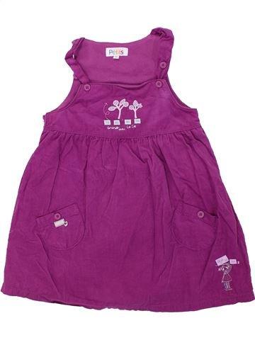Vestido niña LA COMPAGNIE DES PETITS violeta 3 años invierno #1433331_1