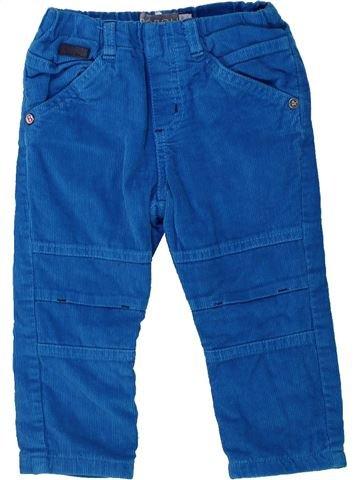 Pantalón niño BOBOLI azul 12 meses invierno #1433443_1