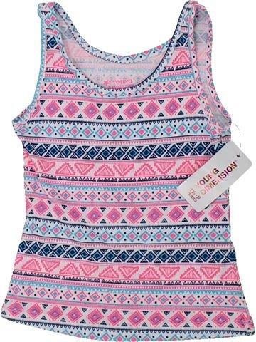 Camiseta sin mangas niña PRIMARK gris 2 años verano #1433511_1
