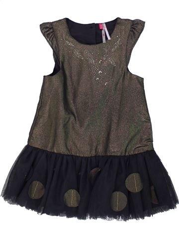 Vestido niña ORCHESTRA marrón 18 meses invierno #1433681_1
