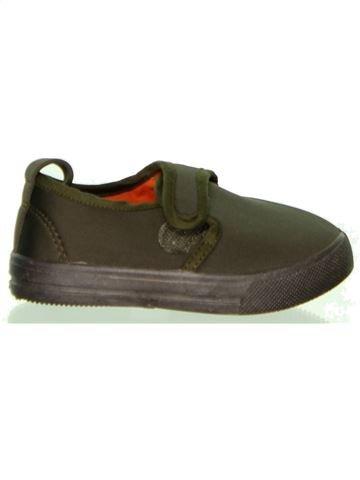 Zapatos con velcro niño KIABI marrón 22 invierno #1433813_1