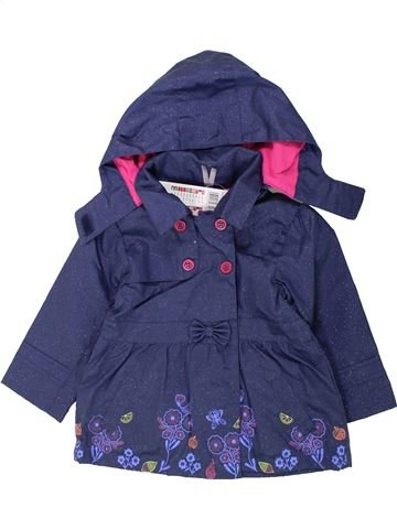 Anorak-Trinchera niña ORCHESTRA azul 12 meses verano #1433980_1