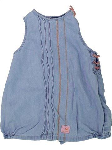 Vestido niña CLAYEUX azul 12 meses verano #1434000_1
