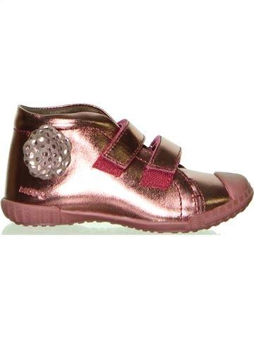 Zapatos con velcro niña MOD8 violeta 26 invierno #1434581_1