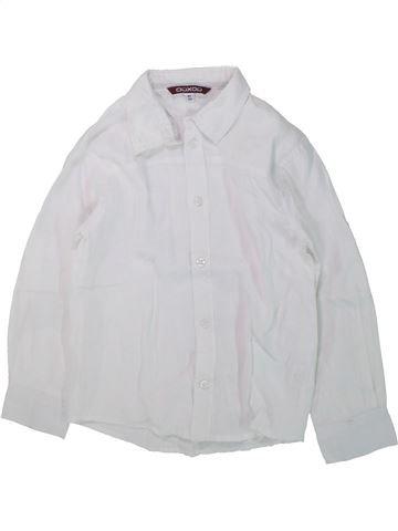 Camisa de manga larga niño OOXOO blanco 8 años verano #1436064_1