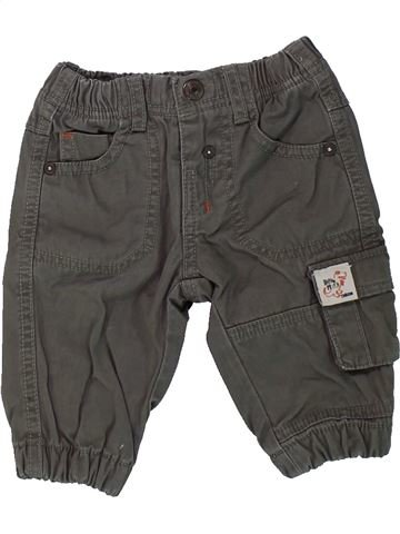 Pantalón niño CHICCO gris 6 meses invierno #1438134_1