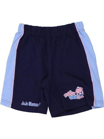 Short - Bermuda garçon JOJO MAMAN BÉBÉ bleu 6 ans été #1438705_1