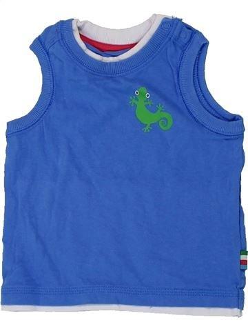 Top - Camiseta de tirantes niño MOTHERCARE azul 9 meses verano #1439095_1