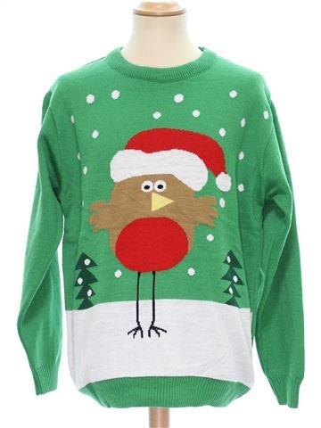 Jersey de Navidad Hombre mujer CANDY L invierno #1439302_1