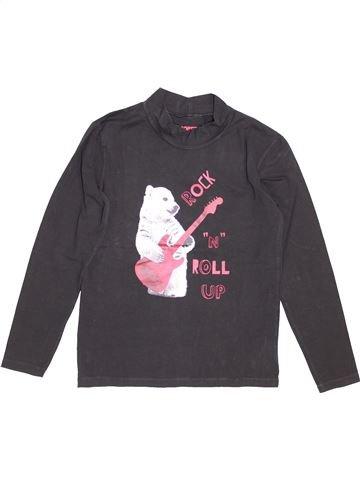 T-shirt manches longues garçon ORCHESTRA gris 14 ans hiver #1441244_1