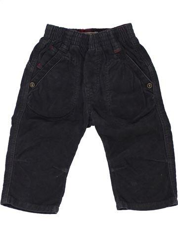 Pantalón niño JEAN BOURGET azul oscuro 6 meses invierno #1441652_1