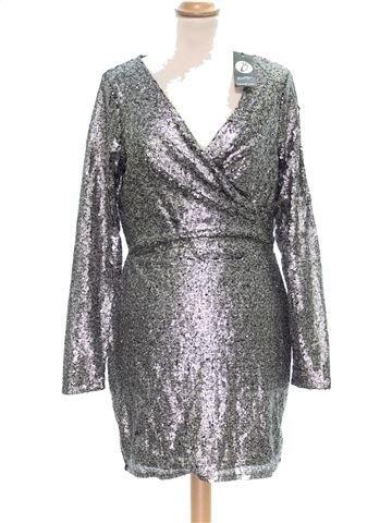 Robe de soirée femme BOOHOO 38 (M - T1) hiver #1443080_1