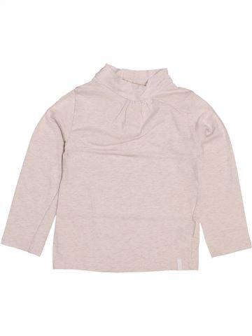 T-shirt manches longues fille DPAM violet 2 ans hiver #1443717_1
