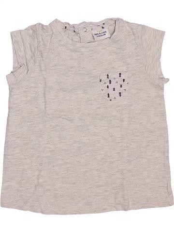 Camiseta de manga corta niña TAPE À L'OEIL rosa 2 años verano #1444525_1